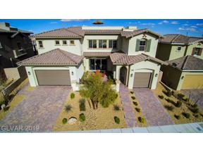 Property for sale at 366 Calabria Ridge Street, Las Vegas,  Nevada 89138