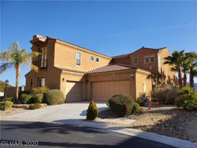 Property for sale at 23 VILLA MARSALA Court, Henderson,  Nevada 89011