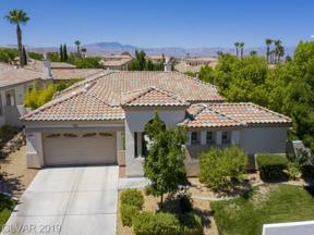 Property for sale at 1109 Via Appianna, Henderson,  Nevada 89052