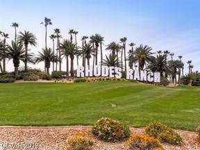 Property for sale at 180 Duck Hollow Avenue, Las Vegas,  Nevada 89148