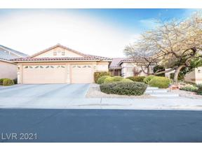 Property for sale at 2391 Goldfire Circle, Henderson,  Nevada 89052
