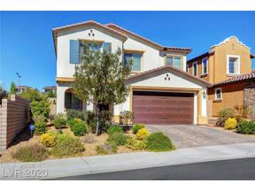 Property for sale at 741 Catalina Aisle Street, Las Vegas,  Nevada 89138
