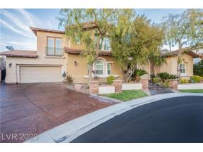 Property for sale at 11558 TREVI FOUNTAIN Avenue, Las Vegas,  Nevada 89138