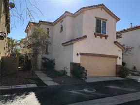 Property for sale at 8929 Trickling Springs Court, Las Vegas,  Nevada 89149