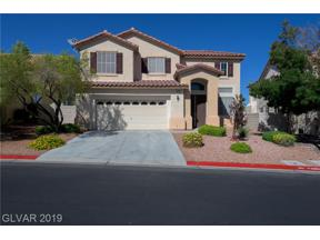 Property for sale at 1668 Sabatini Drive, Henderson,  Nevada 89052