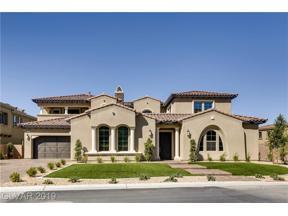 Property for sale at 40 Olympia Ridge Drive, Las Vegas,  Nevada 89141