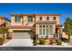 Property for sale at 604 Tecate Valley Street, Las Vegas,  Nevada 89138