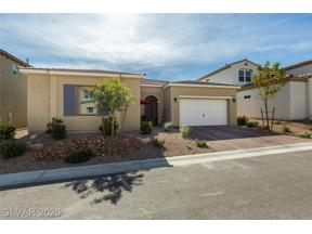 Property for sale at 349 Bronze Creek Court, Las Vegas,  Nevada 89148