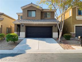 Property for sale at 161 WATER HAZARD Lane, Las Vegas,  Nevada 89148
