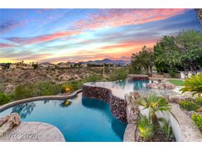 Property for sale at 1312 Villa Barolo Avenue, Henderson,  Nevada 89052
