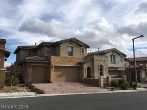 Property for sale at 270 Castellari Drive, Las Vegas,  Nevada 89138