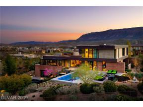Property for sale at 18 Ridge Blossom Road, Las Vegas,  Nevada 89135