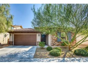 Property for sale at 860 Via Del Cerchi, Henderson,  Nevada 89011
