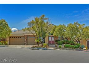 Property for sale at 2163 Stage Stop Drive DR, Henderson,  Nevada 89052