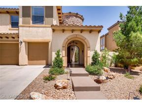 Property for sale at 216 Via Luna Rosa Court, Henderson,  Nevada 89011