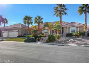 Property for sale at 6345 Villa Di Firenze Court, Las Vegas,  Nevada 89118
