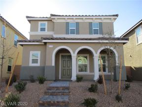 Property for sale at 3173 Bivona Walk, Henderson,  Nevada 89044