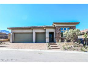 Property for sale at 12390 Skyracer Drive, Las Vegas,  Nevada 89138