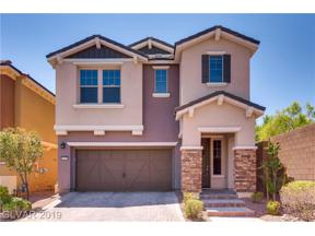Property for sale at 11247 Almador Vista Court, Las Vegas,  Nevada 89135
