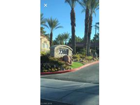 Property for sale at 2200 Fort Apache Road Unit: 2191, Las Vegas,  Nevada 89117