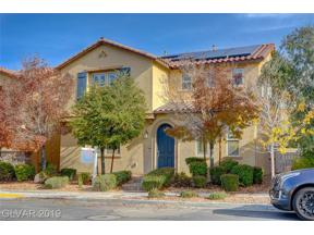 Property for sale at 2032 Tinted Canvas Street, Henderson,  Nevada 89044