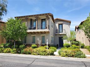 Property for sale at 3156 Color Palette Avenue, Henderson,  Nevada 89044