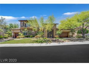 Property for sale at 195 Bartizan, Las Vegas,  Nevada 89138