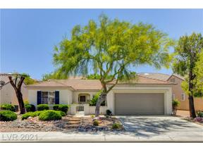 Property for sale at 1874 Redwood Valley Street, Henderson,  Nevada 89052