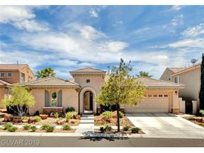 Property for sale at 3576 Chelsea Gardens Drive, Las Vegas,  Nevada 89135