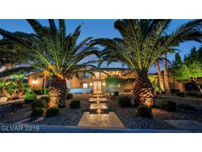Property for sale at 7005 Via Bella Luna Avenue, Las Vegas,  Nevada 89131