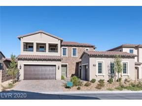 Property for sale at 11328 San Arezzo Place, Las Vegas,  Nevada 89141