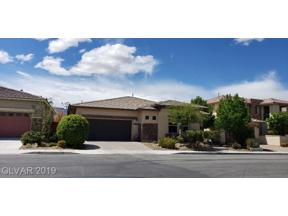 Property for sale at 5323 Candlespice Way, Las Vegas,  Nevada 89135