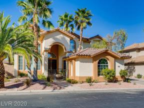 Property for sale at 5424 San Florentine Avenue, Las Vegas,  Nevada 89141