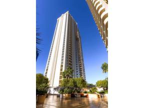 Property for sale at 145 E Harmon Avenue 821, Las Vegas,  Nevada 89109