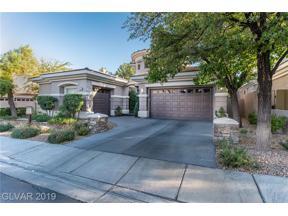 Property for sale at 424 Pinnacle Heights Lane, Las Vegas,  Nevada 89144