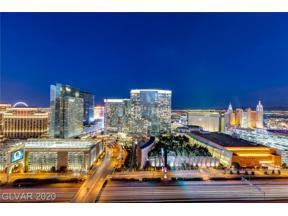 Property for sale at 4525 Dean Martin Drive Unit: 3303, Las Vegas,  Nevada 89103