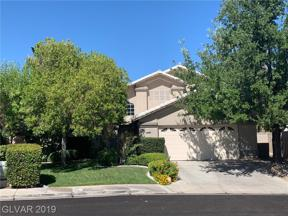 Property for sale at 1720 Summerwood Circle, Las Vegas,  Nevada 89012