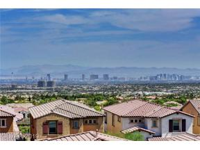 Property for sale at 100 Alamere Falls Drive, Las Vegas,  Nevada 89138