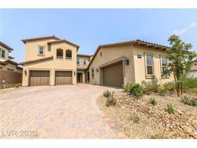 Property for sale at 11298 San Arezzo, Las Vegas,  Nevada 89141