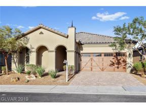 Property for sale at 2634 Ornate Regiment Street, Henderson,  Nevada 89044