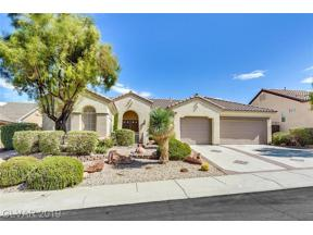 Property for sale at 2860 Patriot Park Place, Henderson,  Nevada 89052