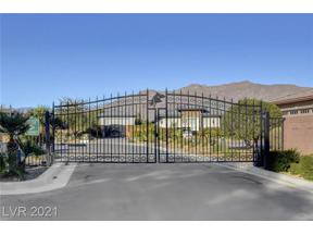 Property for sale at 6210 Braided Romel Court, Las Vegas,  Nevada 89131