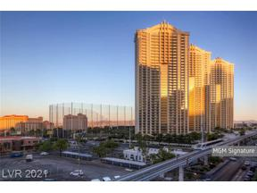 Property for sale at 135 E Harmon Avenue 2320, Las Vegas,  Nevada 89109