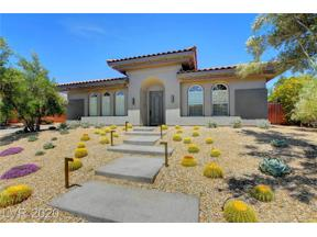 Property for sale at 76 PANORAMA CREST Avenue, Las Vegas,  Nevada 89135