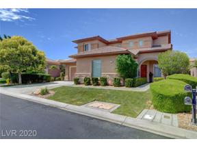 Property for sale at 21 Levan Hills Trail, Henderson,  Nevada 89052