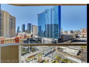 Property for sale at 125 Harmon Avenue Unit: 1101, Las Vegas,  Nevada 89109
