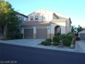 Property for sale at 832 Paseo Cerro Place, Las Vegas,  Nevada 89138