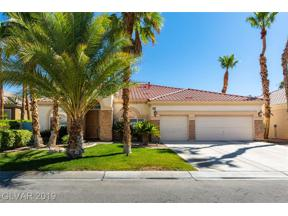 Property for sale at 282 Angels Trace Court, Las Vegas,  Nevada 89148