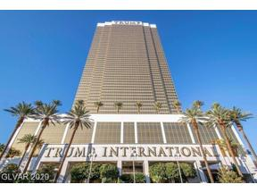 Property for sale at 2000 FASHION SHOW Drive 3506, Las Vegas,  Nevada 89109