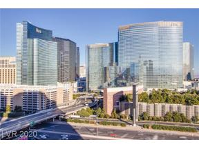 Property for sale at 4575 DEAN MARTIN Drive 1605, Las Vegas,  Nevada 89103